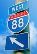 Naperville - I-88
